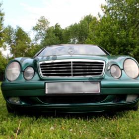 Mercedes-Benz CLK-klasse  230 2.3 AT (193 л.с.)