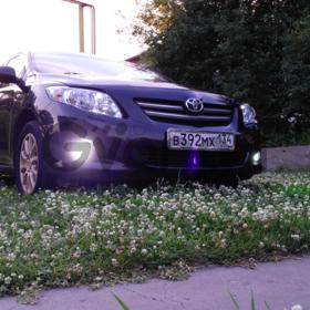 Toyota Corolla  1.6 AT (124 л.с.) 2008 г.