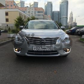 Nissan Teana  2.5 CVT (172 л.с.)
