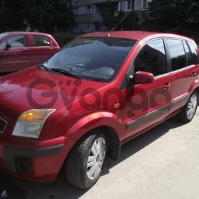 Ford Fusion  1.4 AT (80 л.с.)
