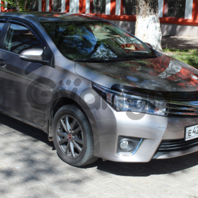 Toyota Corolla, XI (E160, E170) 1.6 CVT (122 л.с.) 2014 г.