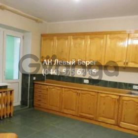 Сдается в аренду квартира 4-ком 140 м² ул. Драгоманова, 31Б, метро Позняки