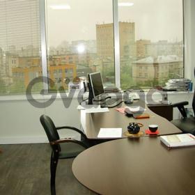 Сдается в аренду  офисное помещение 803 м² Новинский б-р 31