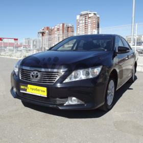 Toyota Camry, VII (XV50) 2.0 AT (148 л.с.) 2012 г.
