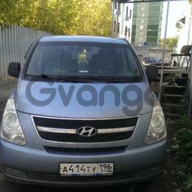 Hyundai Starex (H-1)  2.4 AT (173 л.с.)