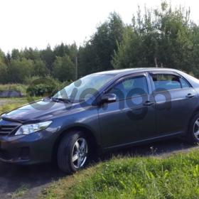 Toyota Corolla  1.6 AT (124 л.с.)