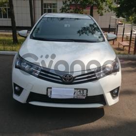 Toyota Corolla  1.6 CVT (122 л.с.)