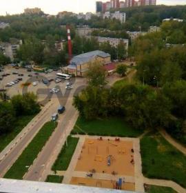 Продается квартира 1-ком 41 м² ул. Космонавтов, 52