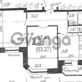 Продается квартира 2-ком 67 м² Менделеева,д.7