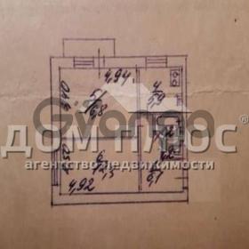 Продается квартира 2-ком 46 м² Багговутовская