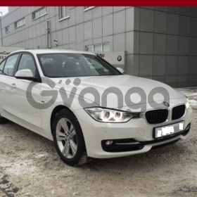 BMW 3er  320d xDrive 2.0d AT (184 л.с.) 4WD