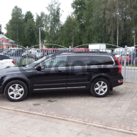Volvo XC70, II 2.4d AT (205 л.с.) 4WD 2011 г.