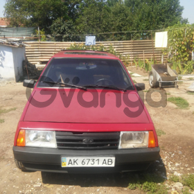 ВАЗ (Lada) 2109 21096 1.5 MT (72л.с.) 1991 г.