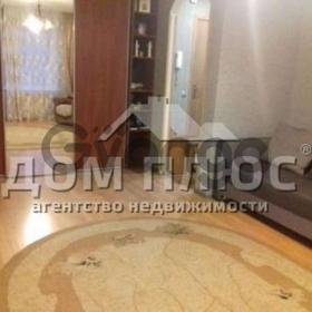 Продается квартира 1-ком 34.5 м² Харьковское шоссе