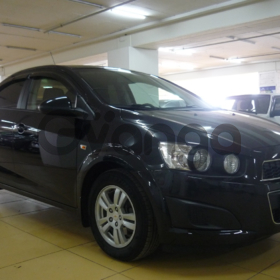 Chevrolet Aveo, II 1.6 AT (115 л.с.) 2013 г.