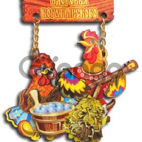 Новогодний ассортимент сувениров оптом от российского производителя