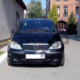 Mercedes-Benz A-klasse  140 Long 1.4 MT (82 л.с.) 2003 г.