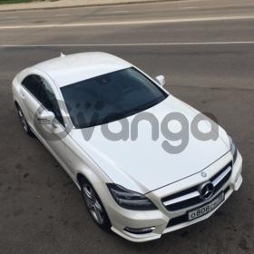 Mercedes-Benz CLS-klasse  350 3.5 AT (306 л.с.) 2011 г.
