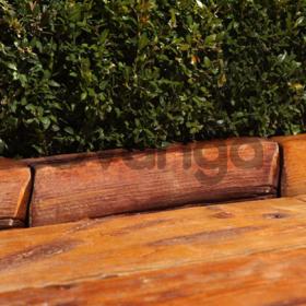 Бетонный бордюр под дерево Plinto