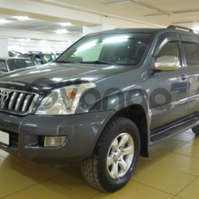 Toyota Land Cruiser Prado, 120 Series 3.0d MT (173 л.с.) 4WD 2008 г.