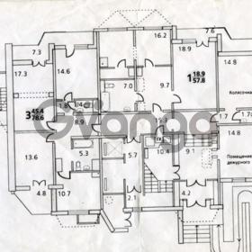 Продается квартира 3-ком 78 м² Школьный,д.11