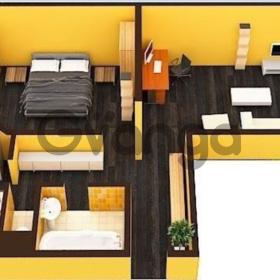 Продается квартира 2-ком 64 м² Школьный,д.9