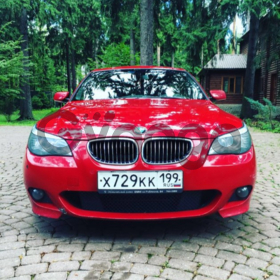 BMW 5er  525i 3.0 AT (218 л.с.) 2008 г.