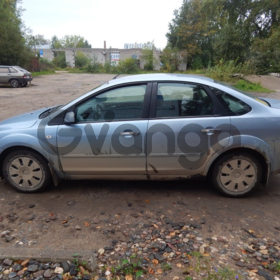 Ford Focus  1.8 MT (125 л.с.) 2007 г.