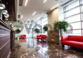 Сдается в аренду  офисное помещение 756 м² Варшавское шоссе 118, корп.1