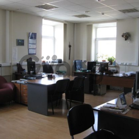Сдается в аренду  офисное помещение 620 м² Институтский пер. 2