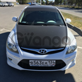 Hyundai i30  1.6 AT (126 л.с.) 2010 г.