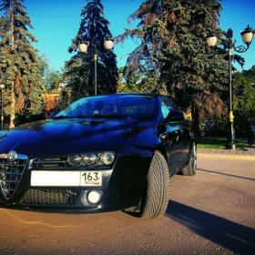 Alfa Romeo 159  1.8 MT (140 л.с.) 2007 г.
