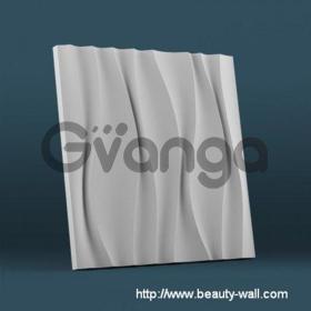 Эксклюзивные стеновые 3D панели из гипса