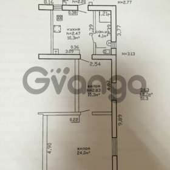Продается дом 2-ком 51 м² ул. Полевая