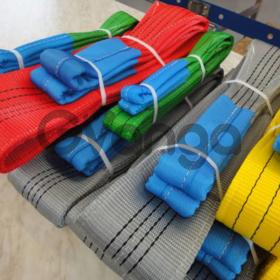 производим текстильные стропы