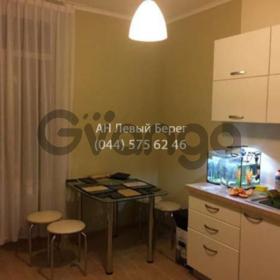 Сдается в аренду квартира 1-ком 40 м² ул. Петрицкого Анатолия, 15