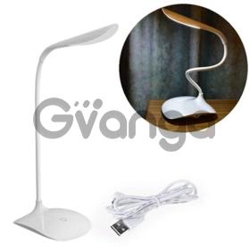 Светодиодная настольная LED лампа для маникюра, чтения, офиса.