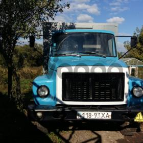 Продам газ 3307 1992 года