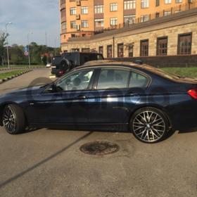 BMW 3er  335i 3.0 MT (306 л.с.) 2011 г.