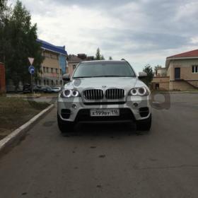 BMW X5 30d 3.0d AT (245 л.с.) 4WD 2011 г.