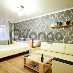 Сдается в аренду квартира 1-ком 46 м² Минина, 22, метро Горьковская