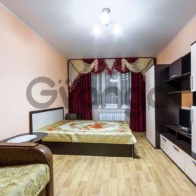 Сдается в аренду квартира 1-ком 46 м² Казанское шоссе, 18 к1, метро Горьковская