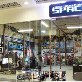 """Франшиза клуба виртуальной реальности """"Space"""""""