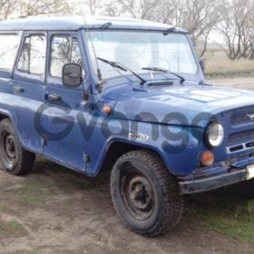УАЗ 3151  315122 2.5 MT (74 л.с.) 4WD 2001 г.