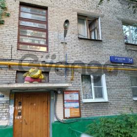 Продается квартира 1-ком 32 м² Бебеля 3-я 34, метро Дмитровская