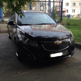 Chevrolet Cruze  1.6 AT (109 л.с.) 2013 г.