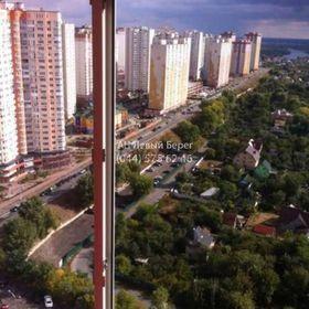 Продается квартира 1-ком 46 м² ул. Чавдар Елизаветы, 3, метро Осокорки
