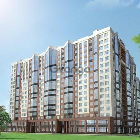 Продается квартира 1-ком 42.8 м² Маршала Блюхера пр., метро Лесная