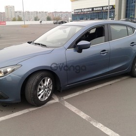 Mazda 3 1.5 AT (120 л.с.) 2014 г.