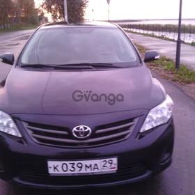 Toyota Corolla  1.6 MT (124 л.с.) 2011 г.